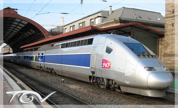 Train Sncf Tgv Marseille Taxi tour